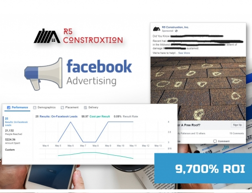 Facebook Lead Ads For Roofing