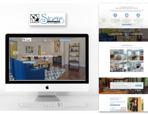 Home Staging Web Design